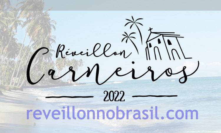 Réveillon Praia dos Carneiros 2022 em Tamandaré - reveillonnobrasil.com