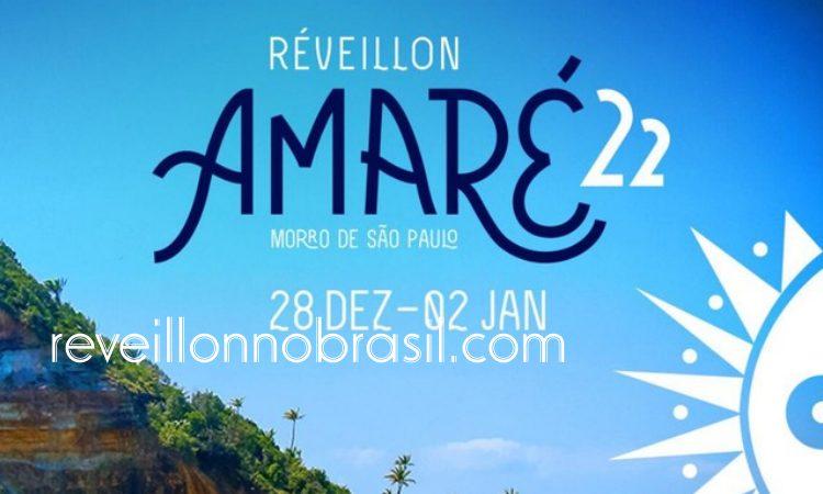 Réveillon Amaré 2022 - Morro de São Paulo na Bahia - reveillonnobrasil.com